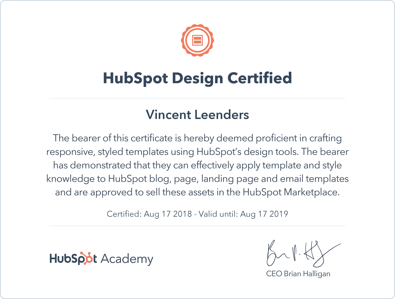 HubSpot-Design