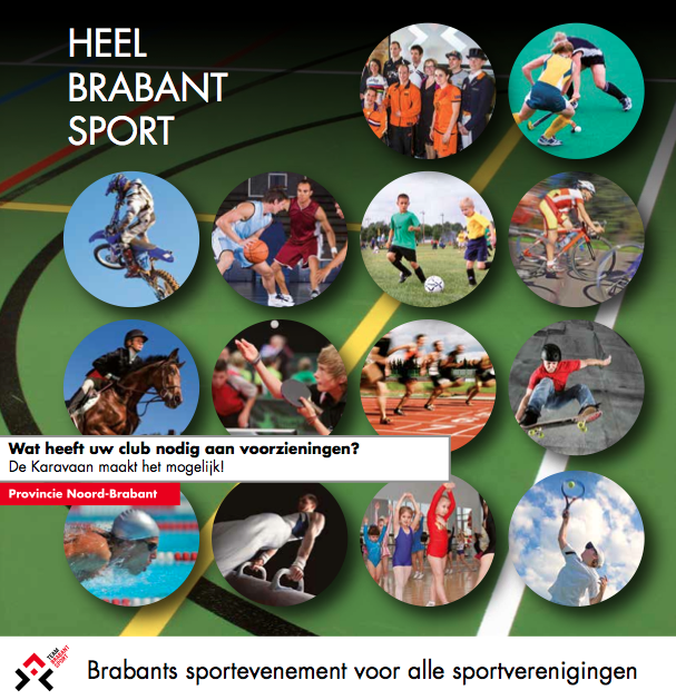 De Karavaan, Heel Brabant Sport